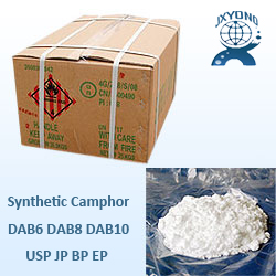 Synthetic Camphor DAB6